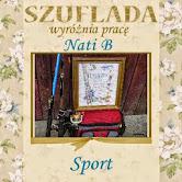 """Szuflada -  wyzwanie """"Sport"""""""