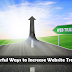 7 Amazing And Easy Ways To Increase Your Website Traffic