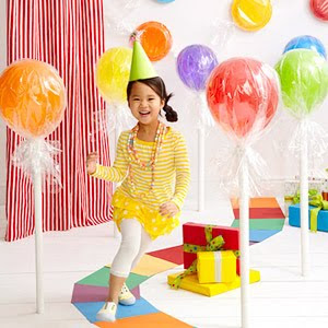 Candyland Party Decorations Ideas