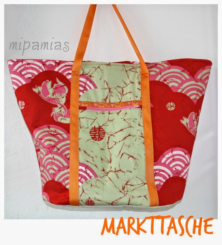 mipamias: Taschenspieler 2014 - Markttasche