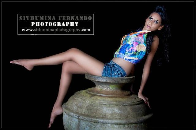 Amanda Silva hot thighs