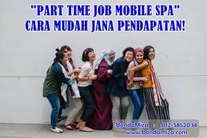 PEKEJ BISNES & KURSUS MOBILE SPA TERBAIK DI MALAYSIA - THE WALKING BEAUTY PROJECT (TWB)