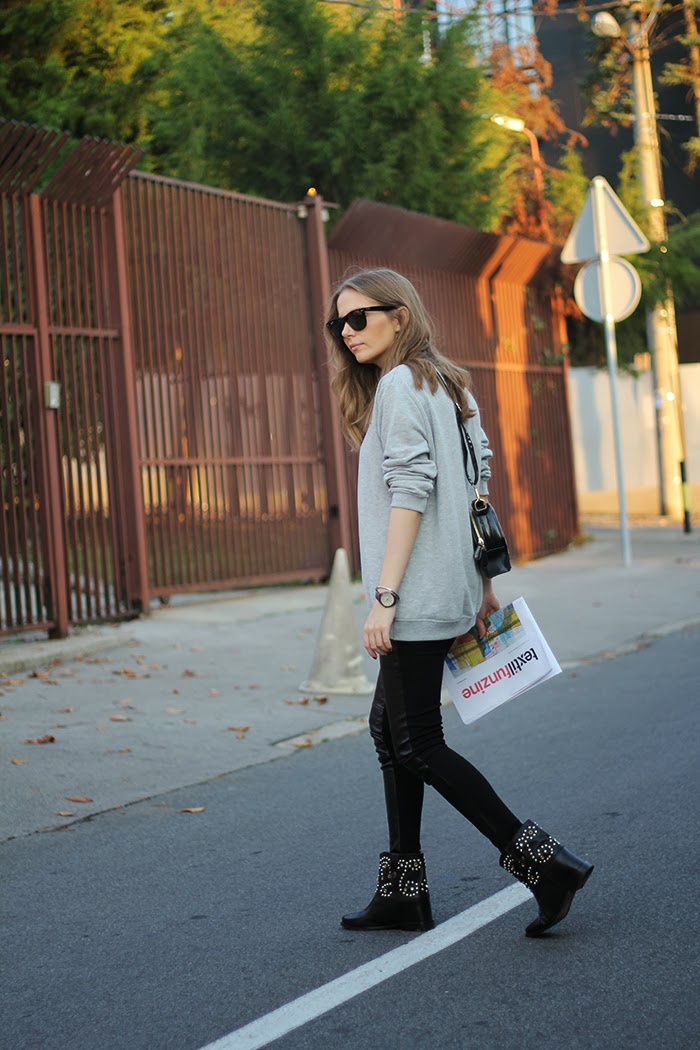 Fashion and style cozy sweatshirt Fashion and style vanja