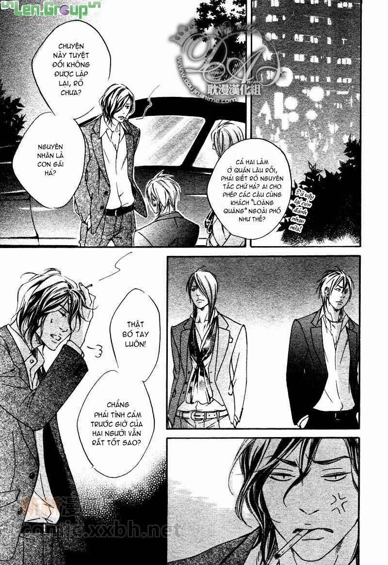 Kizutsuite Romance Manga chap 2 - Trang 31