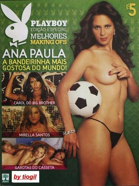 Melhores Making Ofs Vol.05 - Playboy Especial