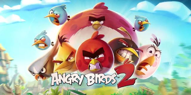 Asik...! Angry Birds 2 sekarang sudah tersedia untuk Android