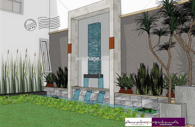 Desain Taman Minimalis - Gambar Taman™