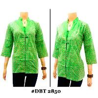 Blouse Batik Wanita DBT-2850