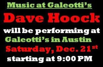 12-21 Music at Galeotti's in Austin