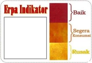 Label Indikator Kadaluarsa