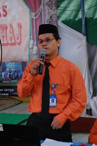 Ketua Umum Yayasan