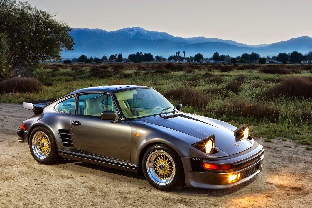 1983 Porsche 930 Special Wishes Slant Nose Auto