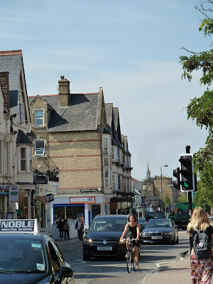 Cowley Road, Oxford, September 2013