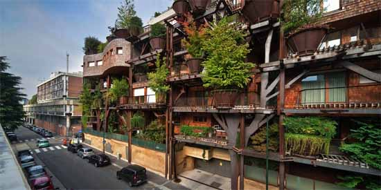 Urban Treehouse