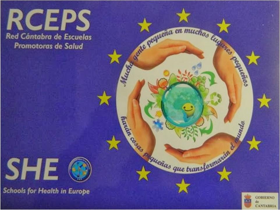 Red Cántabra Escuelas promotoras de Salud