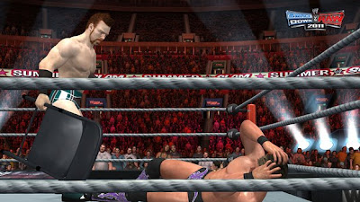 Download WWE SmackDown vs RAW 2011 Pc