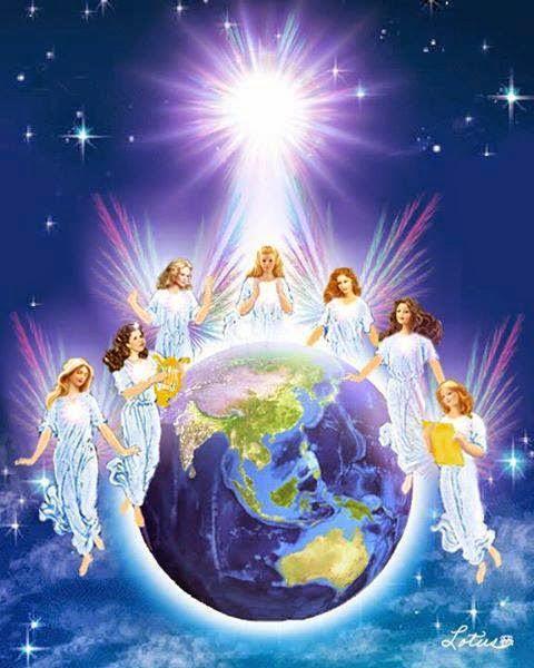 ingerii sunt un dar de la Bunul Dumnezeu!