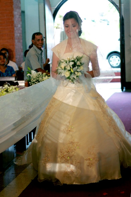 Lea + Jerry Wedding - photo by julienne @nephithyrion