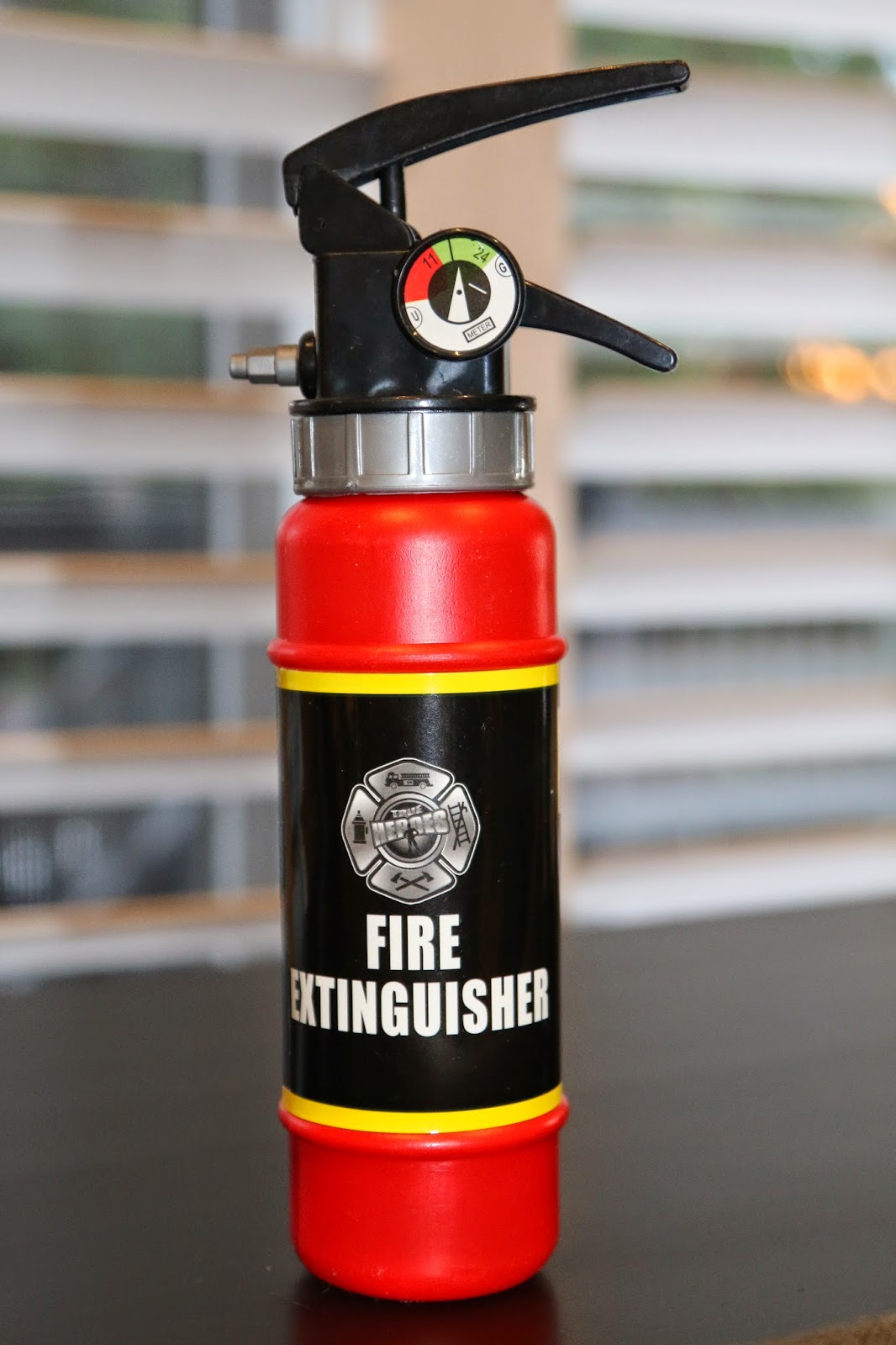Fire Extinguisher Party Favour Image