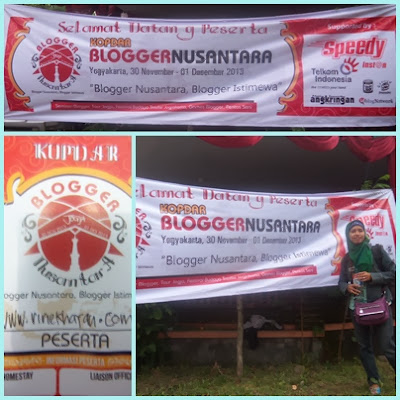Kopdar Blogger Nusantara