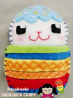 rainbow cupcake jual
