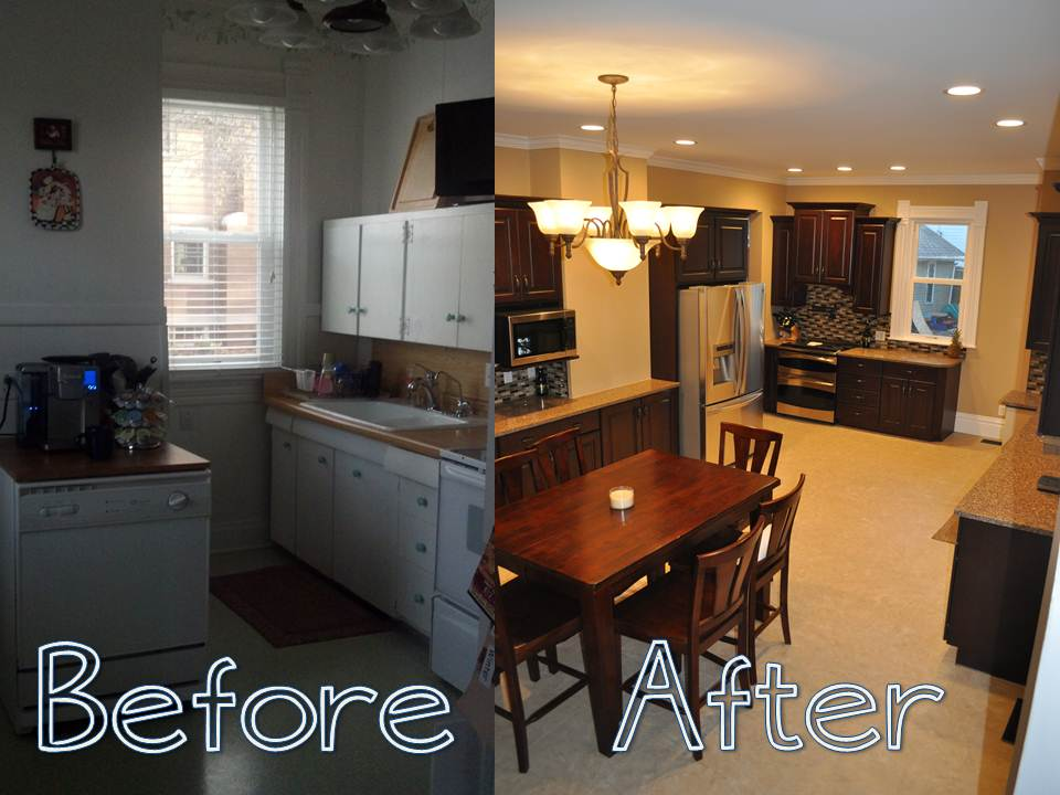 Beforeafter Remodeling Mobile Homes Yourself On Mobile Home Kitchen Remodel Ideas