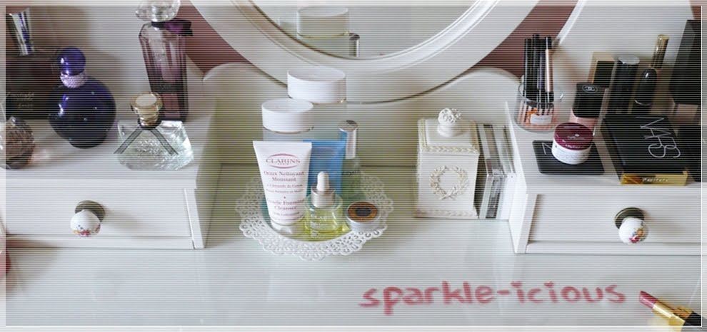 (sparkle-icious) Bir Kozmetik Blogu.