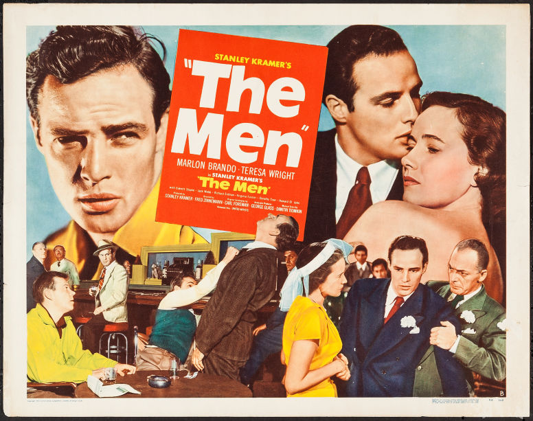 "FILMOGRAPHY:               ""The Men"" (1950)"