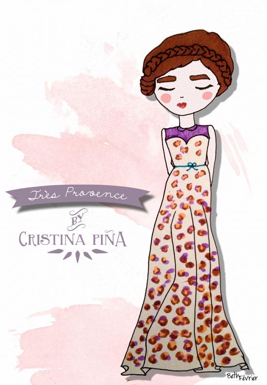 Trés provence by Cristina Piña