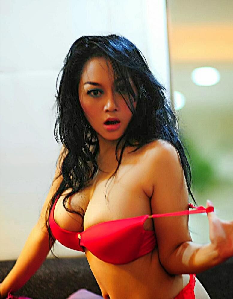 lingeri sexy tante sarah ardhelia galeri foto cewek abg