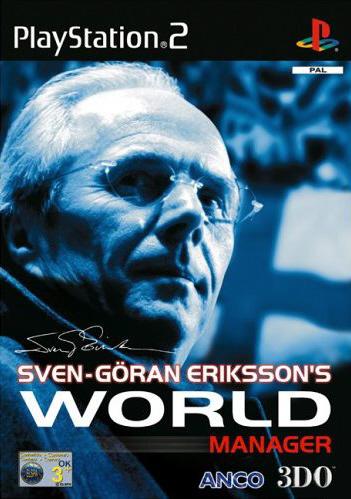 Sven Goran Eriksson World Manager PS2