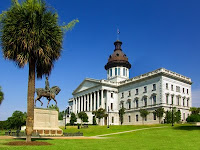 Photo of South Carolina State Capitol Building