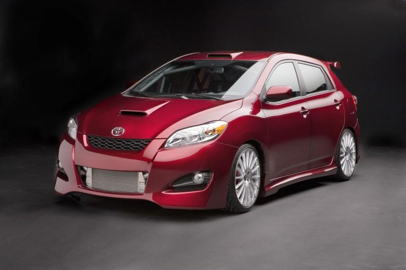 2011 Toyota Matrix Car News And Show