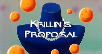 Abertura do episódio americano Krillin´s Proposal