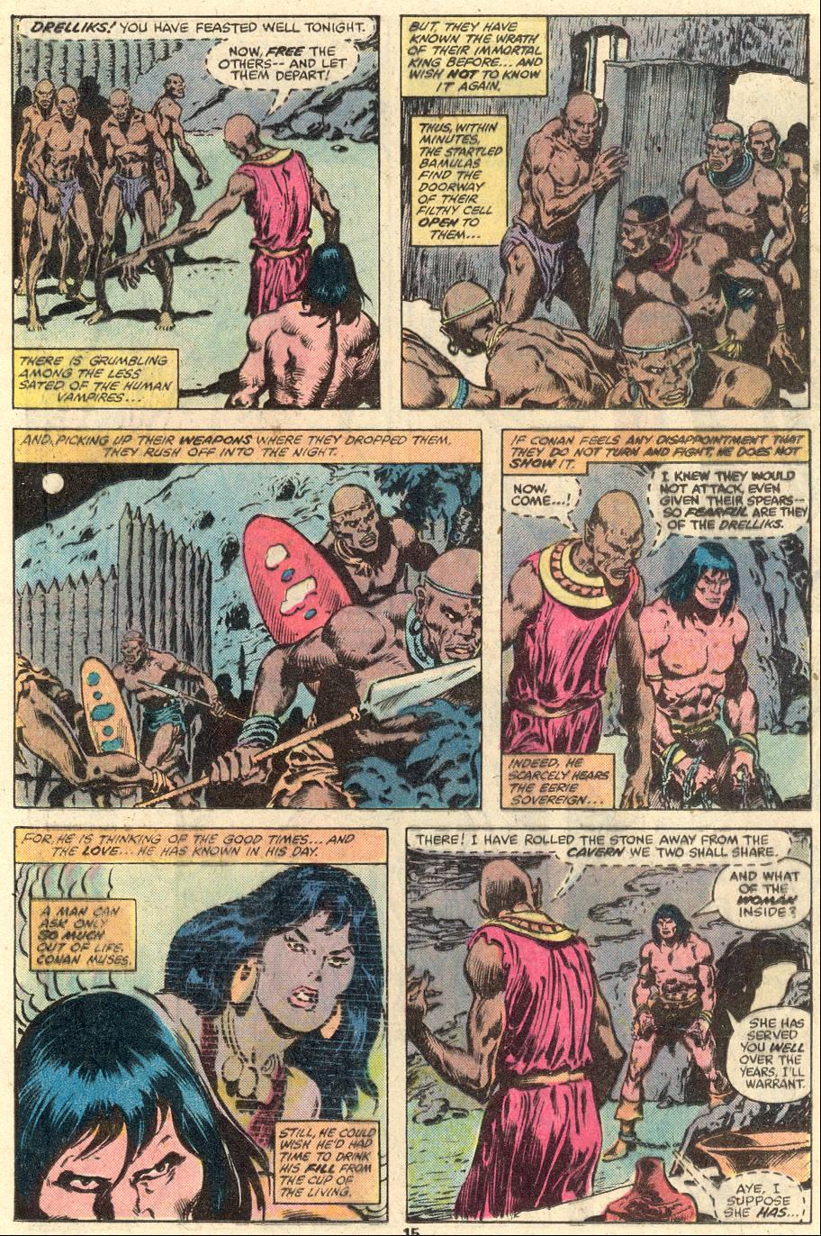 Conan the Barbarian (1970) Issue #103 #115 - English 10