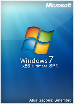Windows 7 Ultimate SP1 x86 Bits – Setembro de 2012