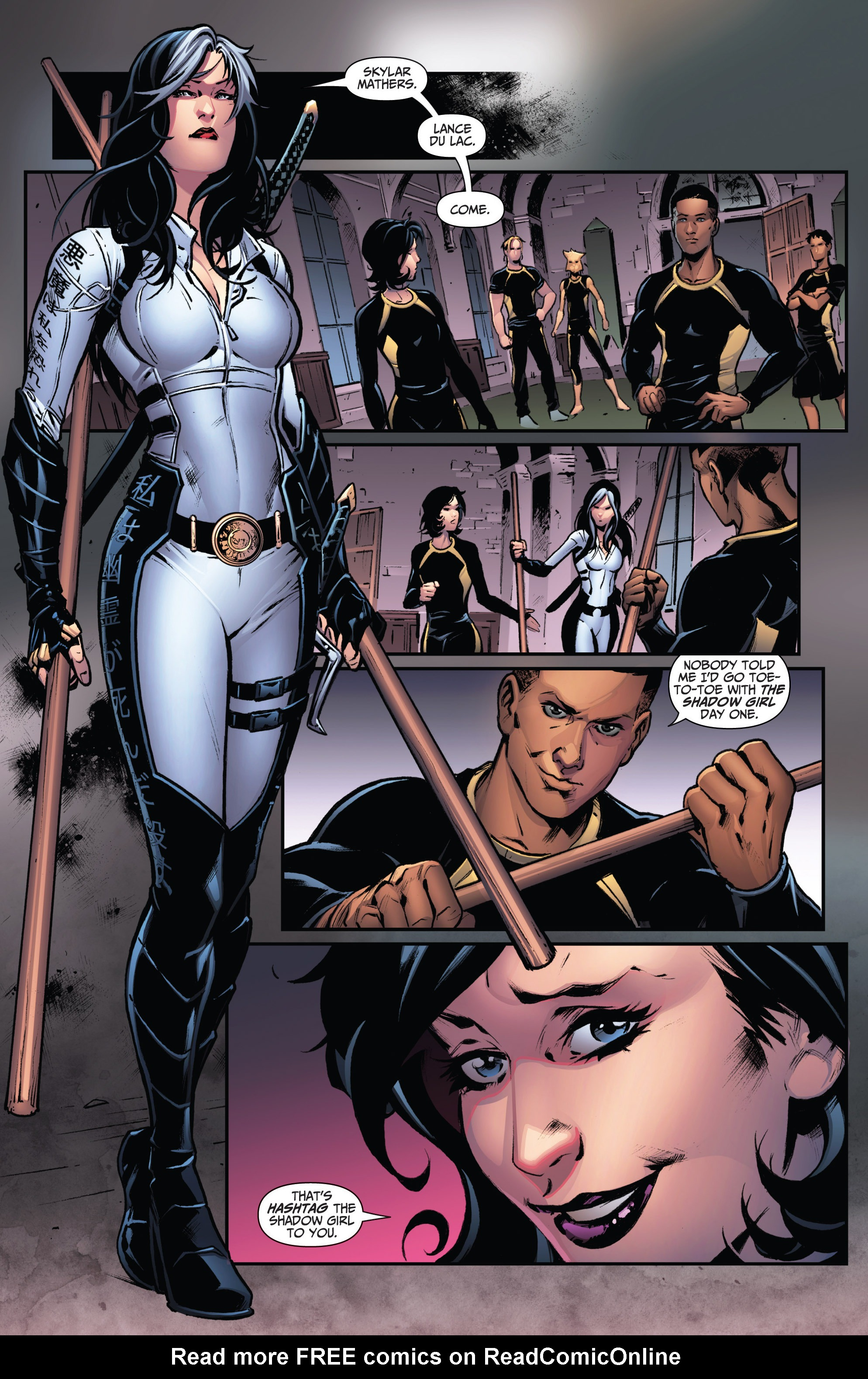 Grimm Fairy Tales (2005) Issue #113 #116 - English 12