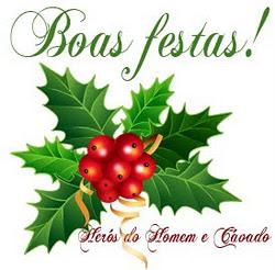 Votos Santo Natal - Bom ano 2019