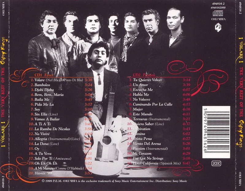 descargar gipsy kings