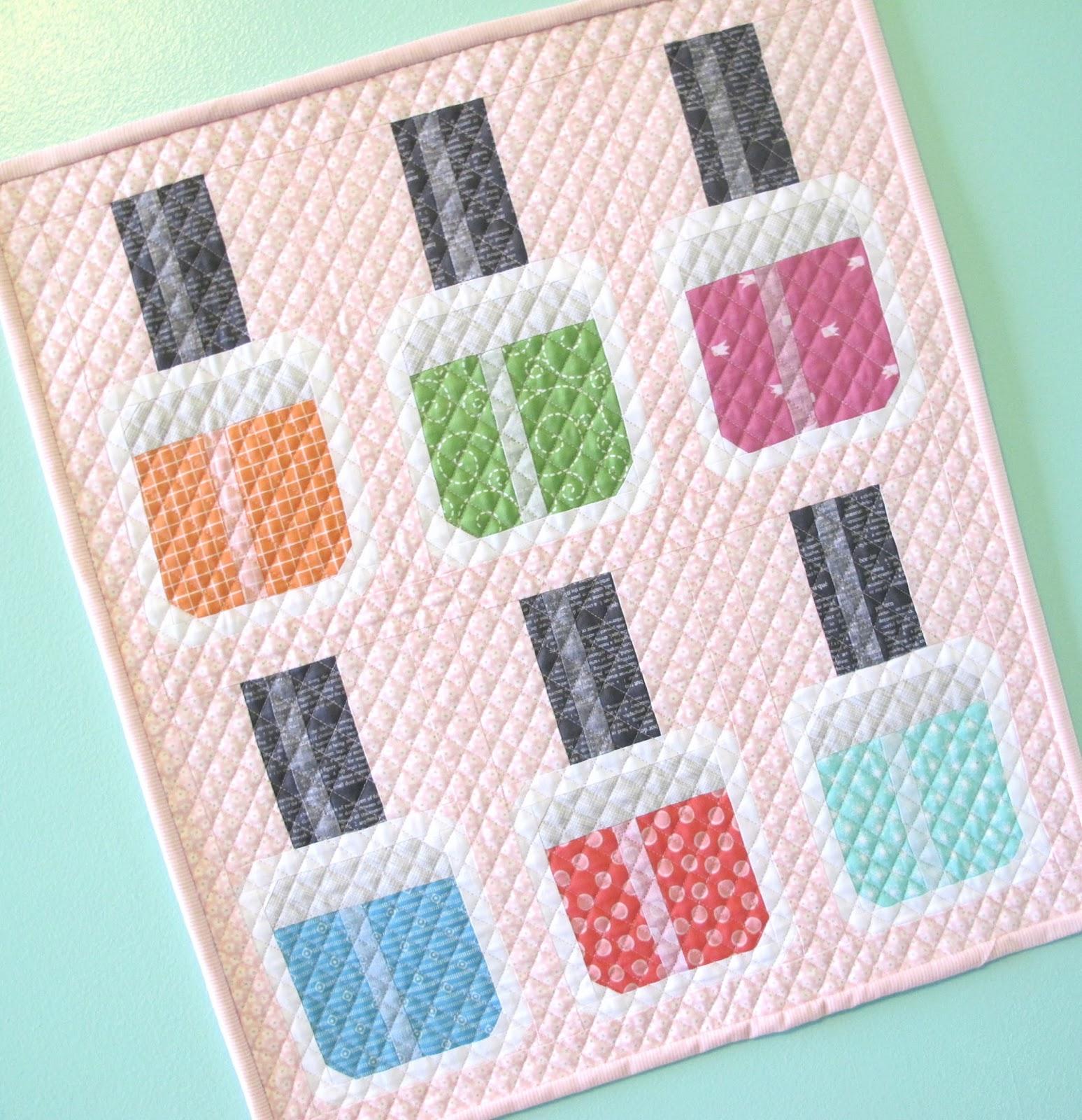 Free Mini Quilt Patterns Interesting Decorating Ideas