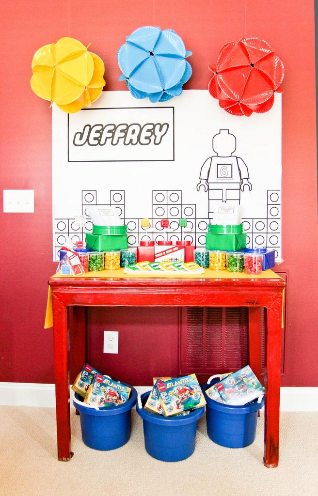 Kara 39 S Party Ideas Lego Themed Birthday Party Kara 39 S Party Ideas
