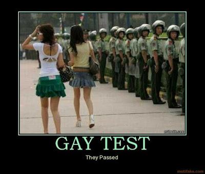 Gay Test