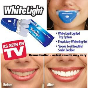 Barang unik, Produk unik,Whitelight Teeth Whitening (Pemutih Gigi)