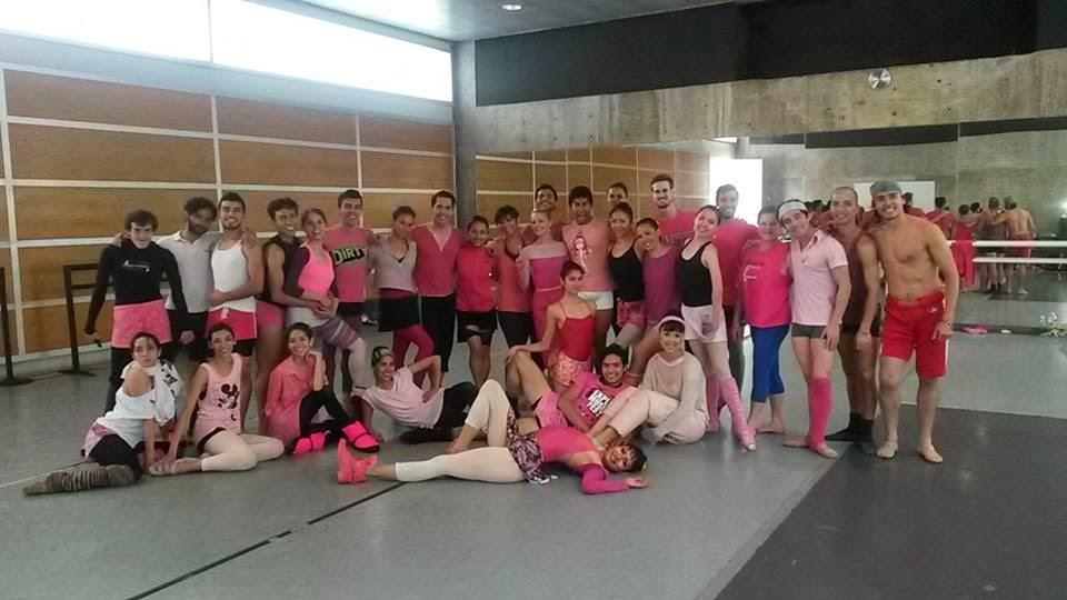 IdeArteMex - Escuela de Danza: Bailarines = Guerreros
