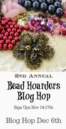 2nd Annual Bead Hoarders Blog Hop!