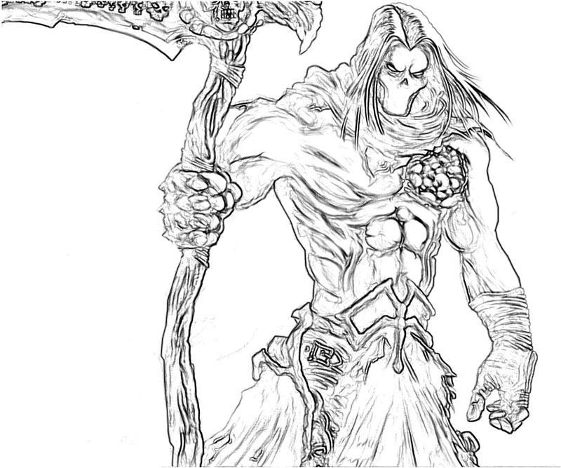darksiders-ii-death-weapon-coloring-pages