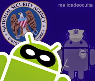 android spyware NSA
