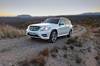 New 2012 Mercedes Benz GLK X204 Changed Official High Resolution Picture