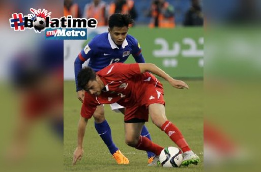 Harimau Malaya Kena Belasah Palestin 6-0