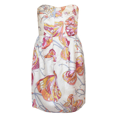 emilio pucci butterfly dress